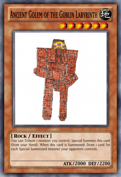 Ancient Golem of the Goblin Labyrinth.png