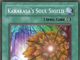 Karakasa's Soul Shield