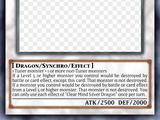 Clear Mind Silver Dragon