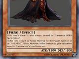 Evil HERO Flare Mage