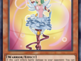 Cyber Ballerina