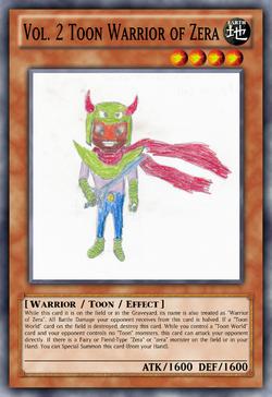 Vol. 2 Toon Warrior of Zera.png