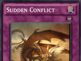 Sudden Conflict