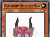 Chronomaly Archfiend Mask