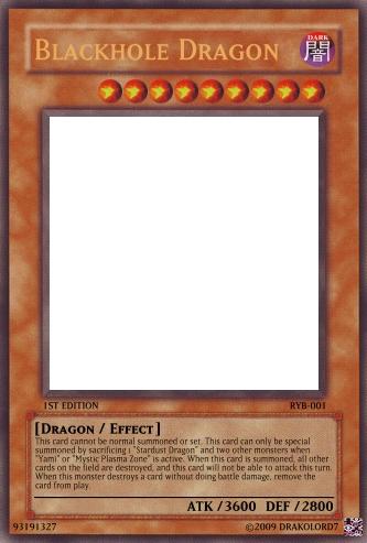 Blackhole Dragon