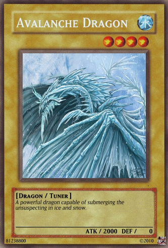 Avalanche Dragon