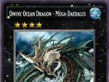 Divine Ocean Dragon - Mega Daedalus