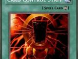 Card Control Staff