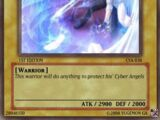 Cyber Angel Swordsman