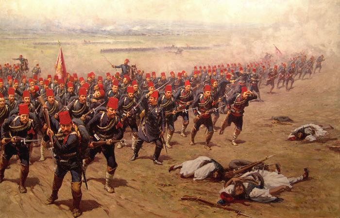 1897 Osmanlı-Yunan Savaşı