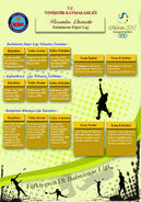 Badminton süper ligi.