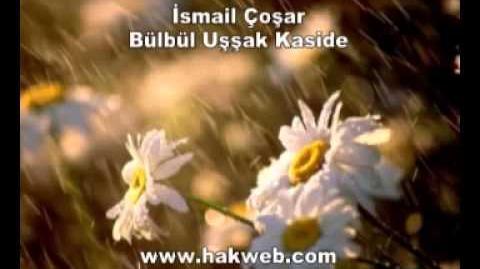 İsmail_Coşar_Bülbül_Uşşak_Kaside