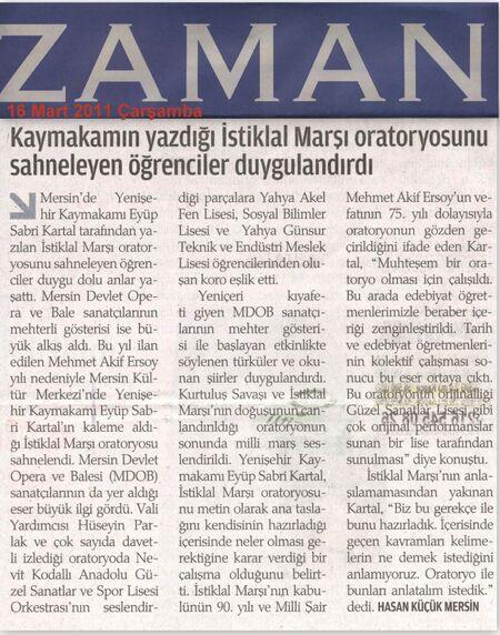 16 Mart 2011 Zaman Gazetesi.jpg