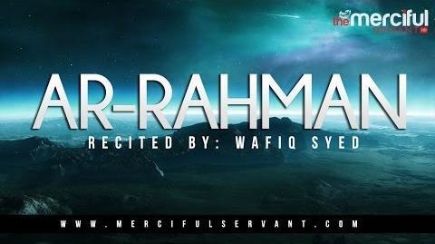 Ar_Rahman_-_By_Wafiq_Syed_-_Beautiful_Recitation