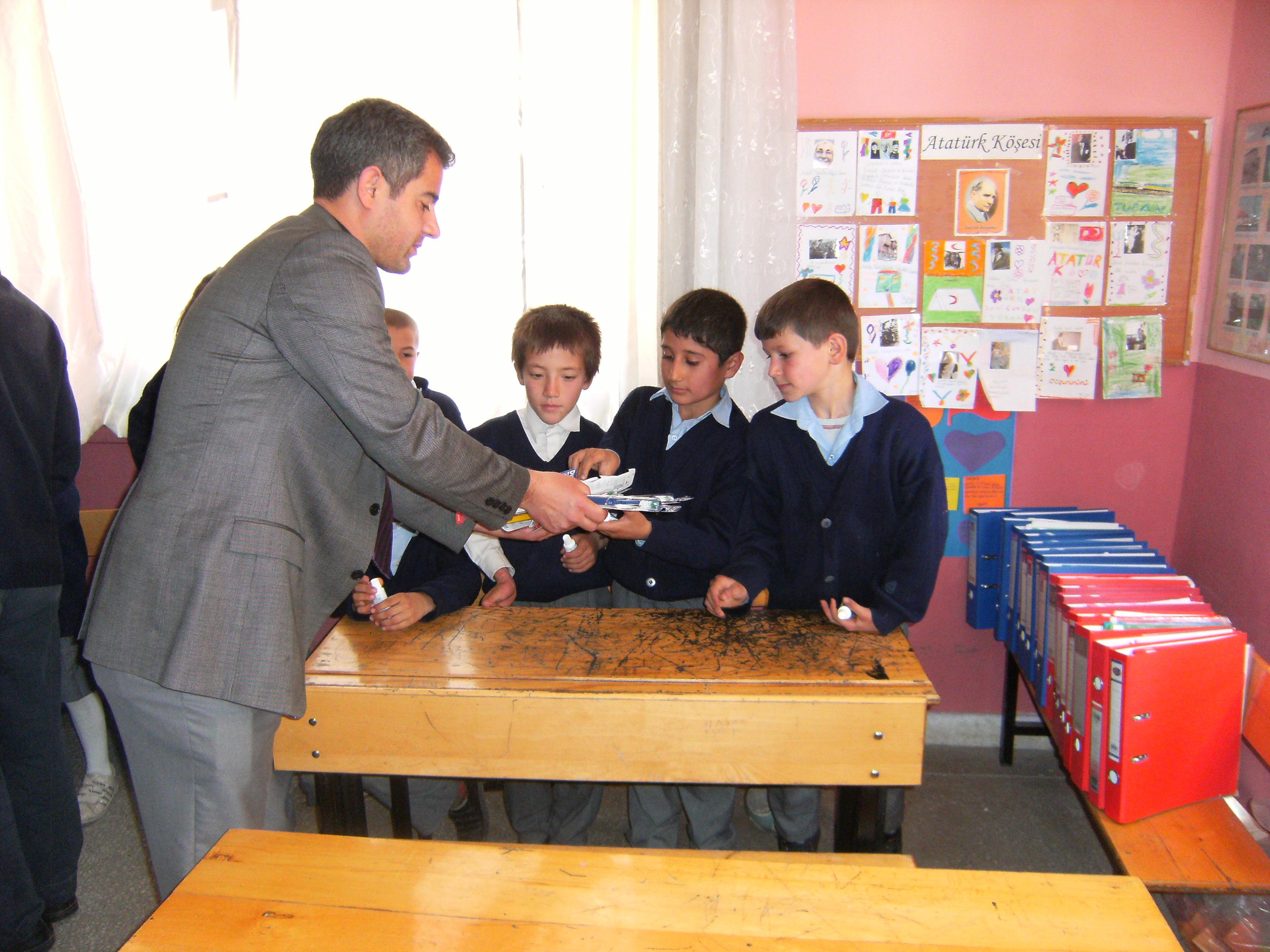 Değirmençay İlköğretim Okulu