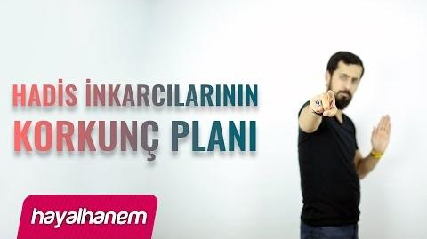 Hadis_İnkarcılarının_Korkunç_Planı_-_Mehmet_Yıldız