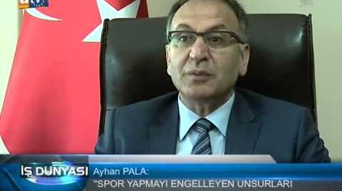 Okul_Sporları_Federasyon_Başkanı_Ayhan_Pala'nın_Konuşması
