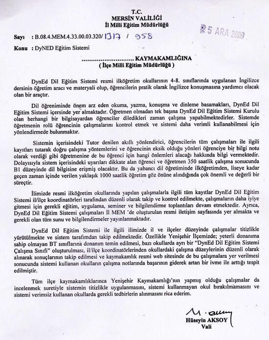 Mersin Valisi Hüseyin AKSOY Dyned çalışmalarında Yenişehir'i örnek gösterdi..jpg