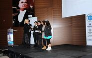 Aybike erdem denizin sesi yarışması türkiye derecesi
