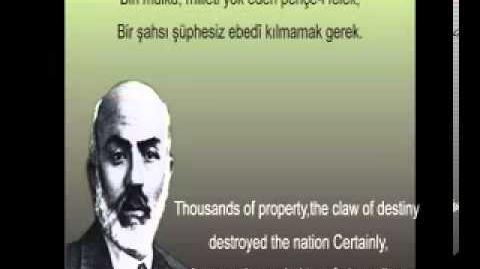 Acem Şahı - Mehmet Akif Ersoy - Safahat