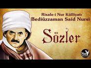 Risale-i Nur Külliyatı-Sözler-Sözler Mecmuasının Fihristesi-3