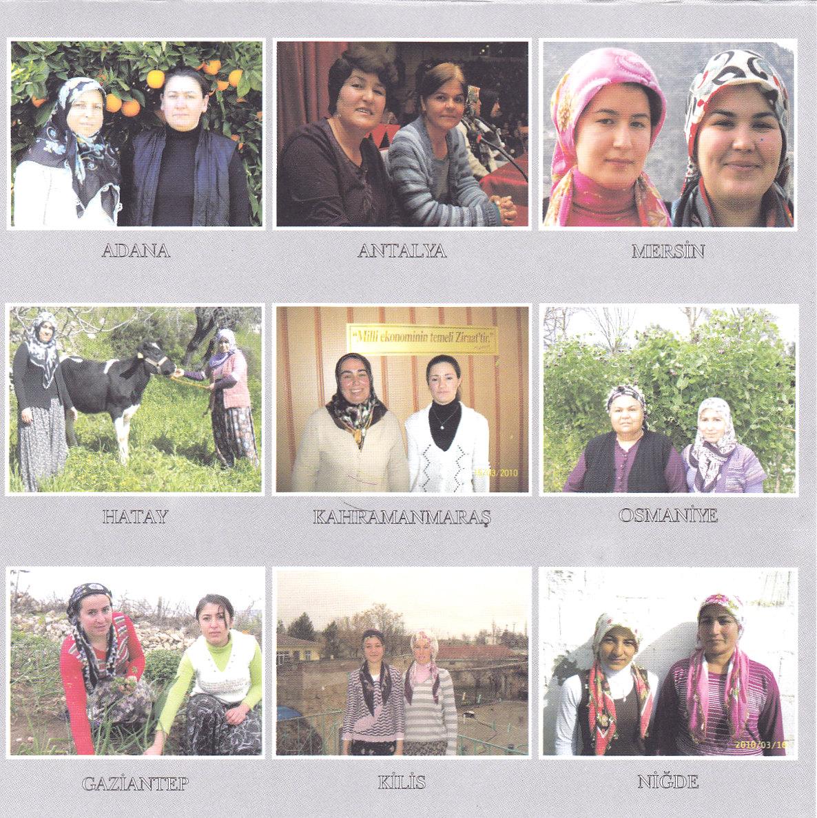 """""""Kadın Çiftçiler Yarışıyor"""" 4. Bölge Finali"""