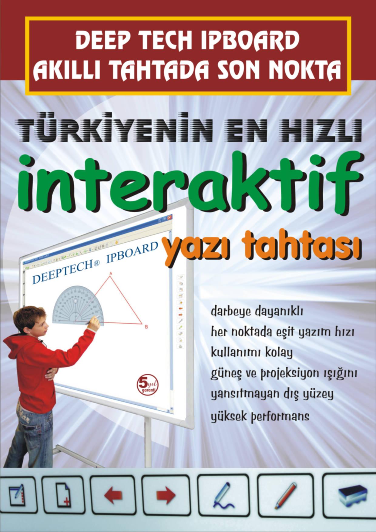 Akıllı tahta/Yenişehir
