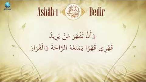 ASHAB-I BEDİR