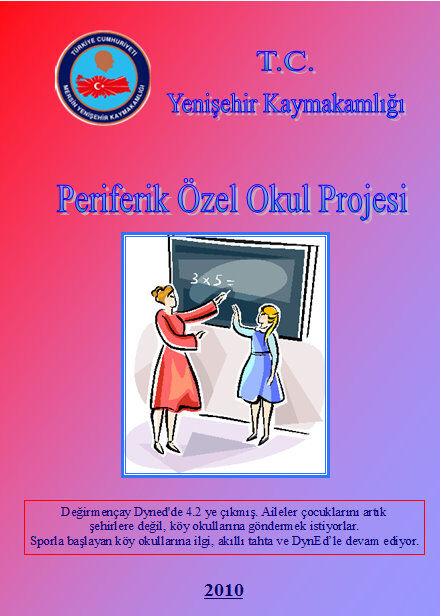 Periferide özel okul projesi A4 - sf 1