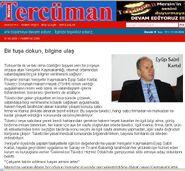 Bir tuşa dokun bilgine ulaş tshh tercüman gazetesi tam ekran yakalama 01 09 2009 153710