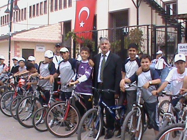 Yenişehir'de Bisiklet Yenişehir'de spor