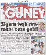 Sabah Güney Gazetesi