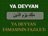 Sultan-ı deyyân