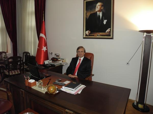 Mustafa Hulusi Arat