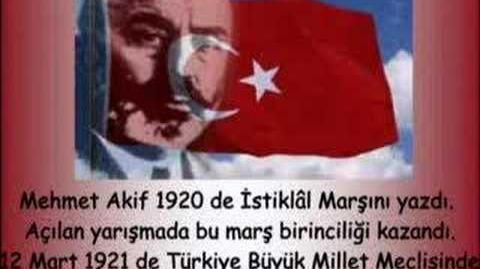 Mehmet Akif Ersoy/Videoları