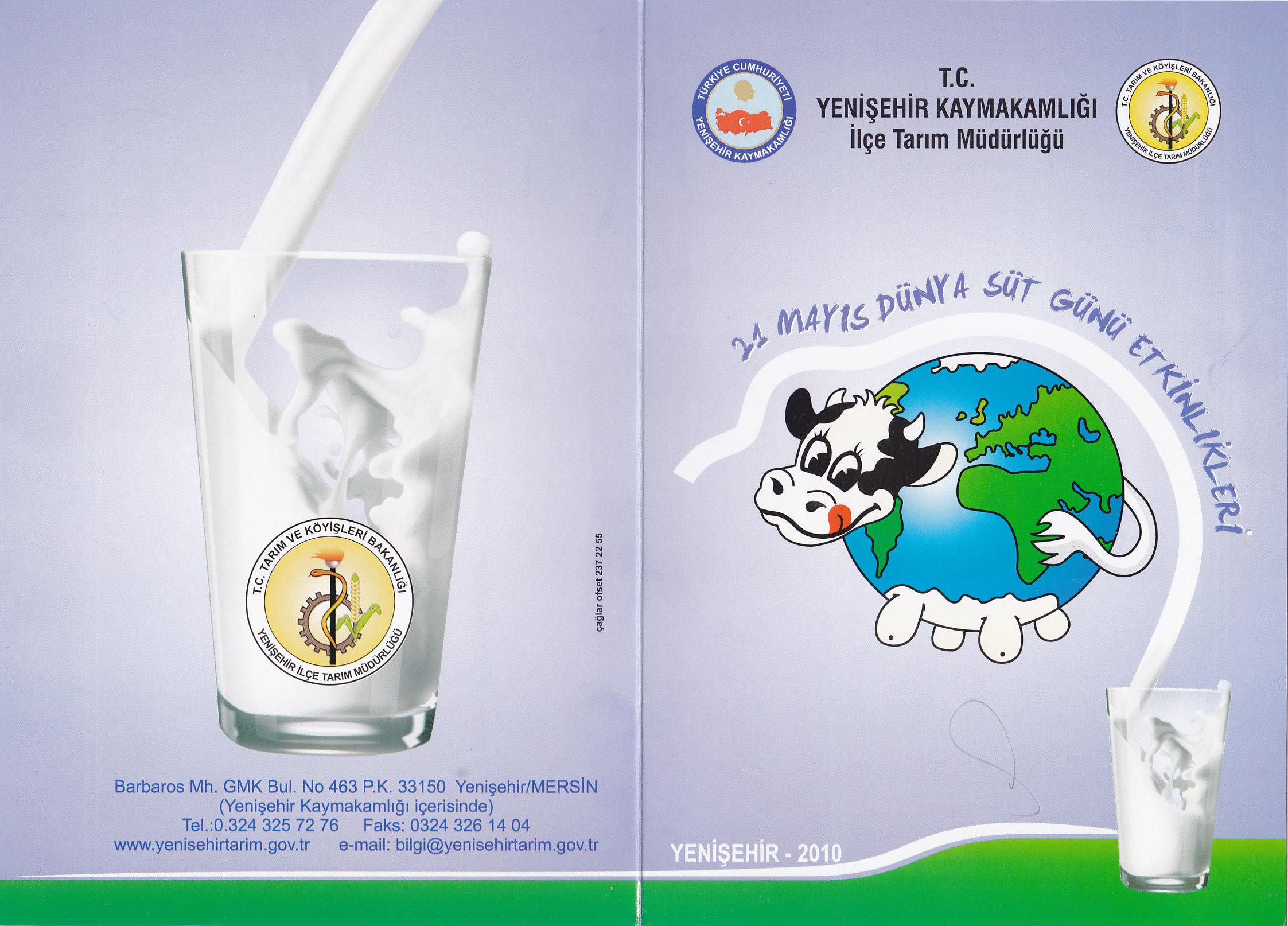 Dünya Süt Günü Etkinlikleri