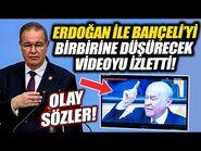 Faik Öztrak Erdoğan ile Bahçeli'yi birbirine düşürecek videoyu izletti! Olay Andımız çıkışı!-2