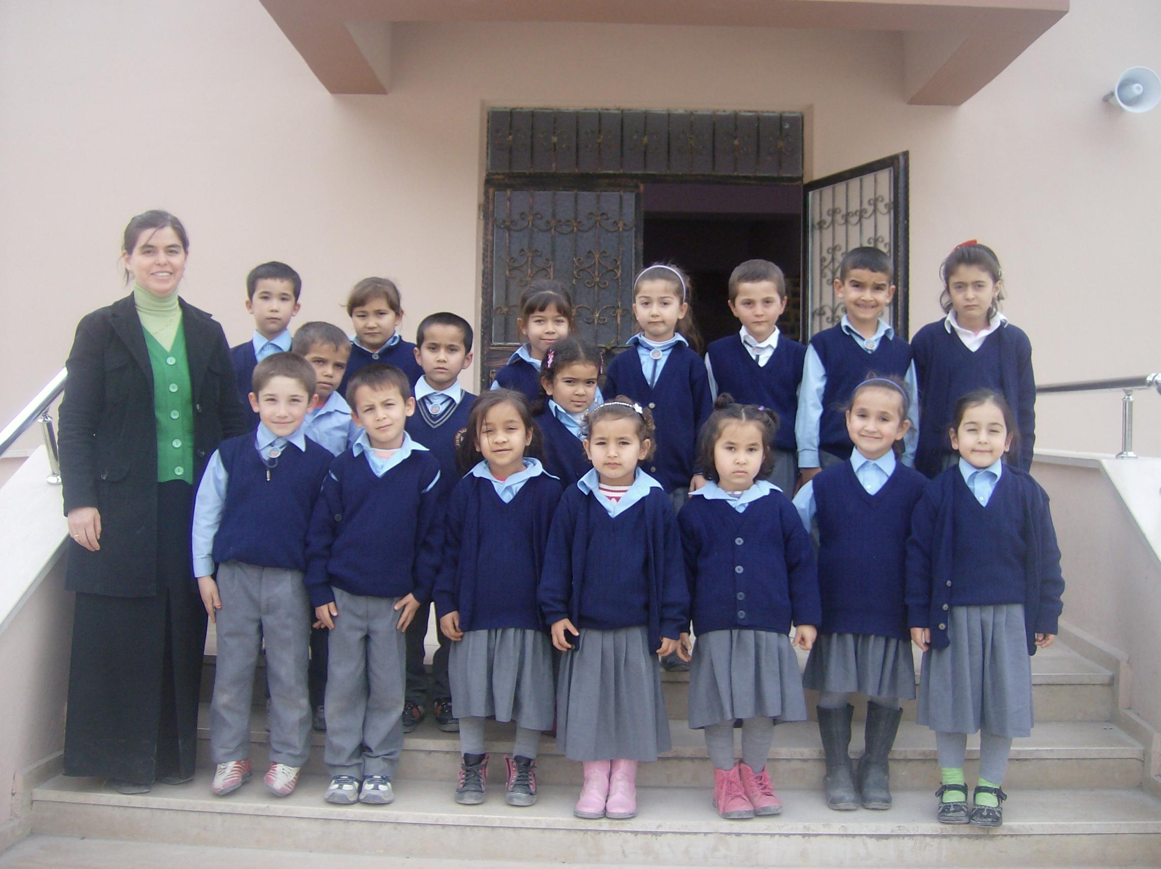 Karahacılı ilköğretim okulu 1. Sınıf