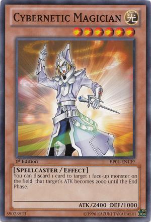 Cybernetic Magician