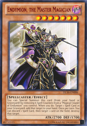 Endymion, the Master Magician