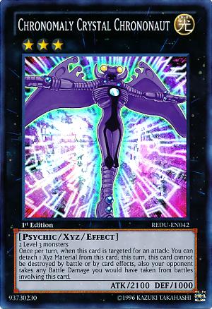 Chronomaly Crystal Chrononaut