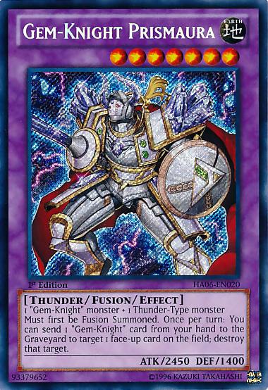 Gem-Knight Prismaura