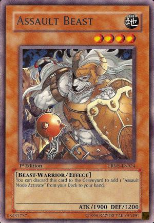 Assault Beast
