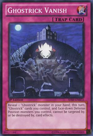 Ghostrick Vanish
