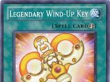 Legendary Wind-Up Key