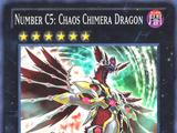 Number C5: Chaos Chimera Dragon