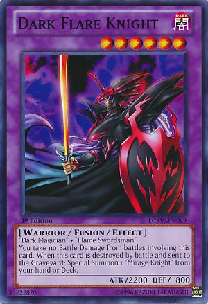 Dark Flare Knight
