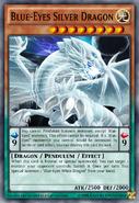 Blue-Eyes Silver Dragon