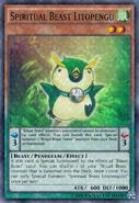 Spiritual Beast Litopengu
