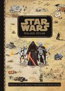Star Wars Galaksi Atlası kapak